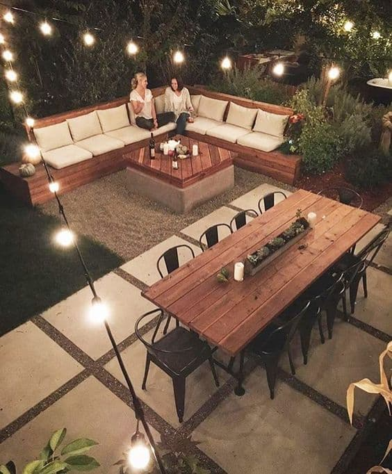 20 Amazing Backyard Ideas That Won't Break The Bank | Yard ... on Amazing Backyard Ideas id=81083