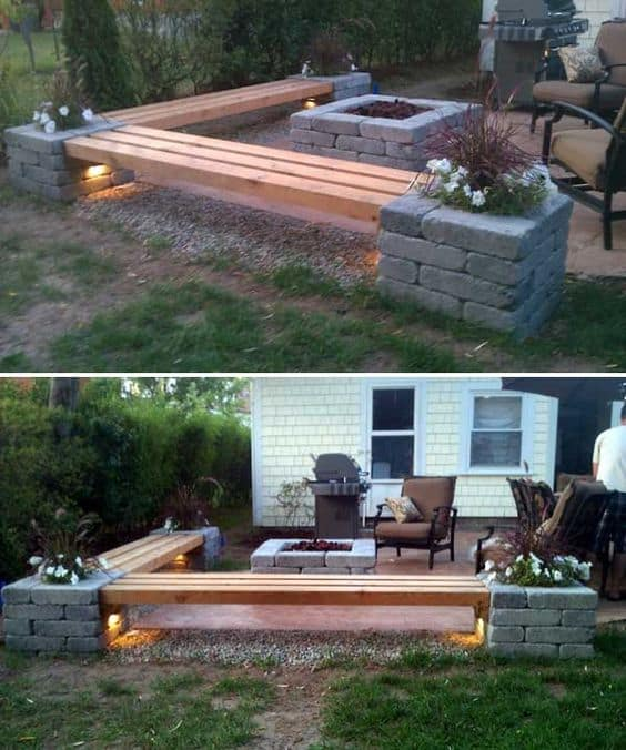 Check out these amazing backyard ideas on a budget
