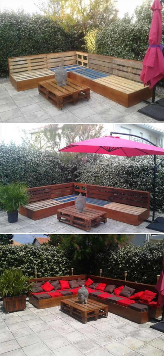 25 easy and cheap backyard seating ideas page 20 of 25 for West out of best ideas