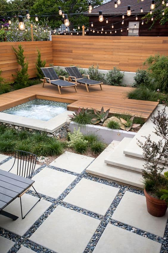 Beautiful Backyard Landscaping Design Ideas YARD SURFER - Beautiful backyard ideas
