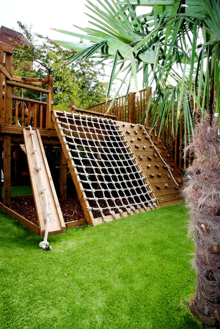 Kids Playground Landscaping