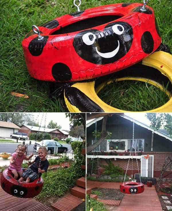 20 Fabulous DIY Backyard Projects To Surprise Your Kids
