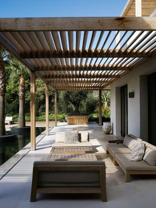 Check out these 15 perfect pergola ideas.