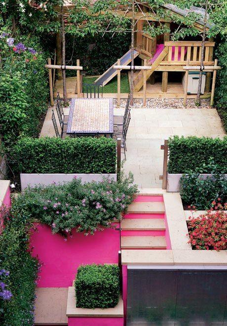 25 Fabulous Small Area Backyard Designs | Yard Surfer