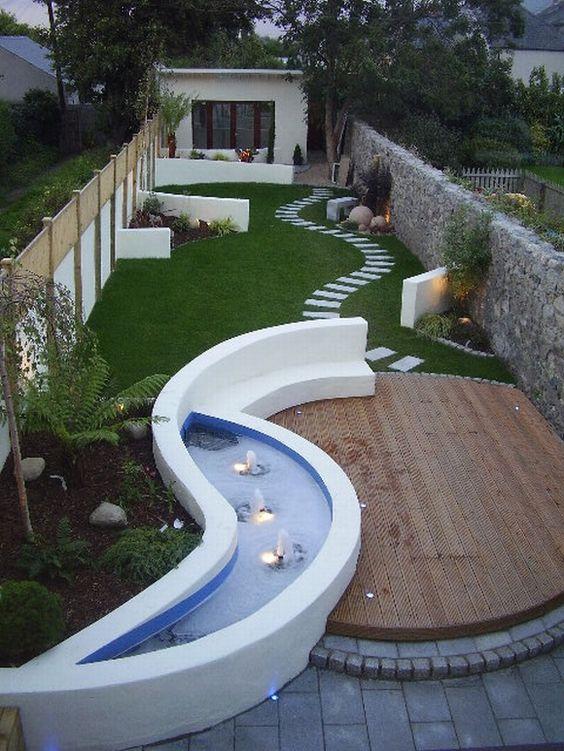 25 Fabulous Small Area Backyard Designs Yard Surfer