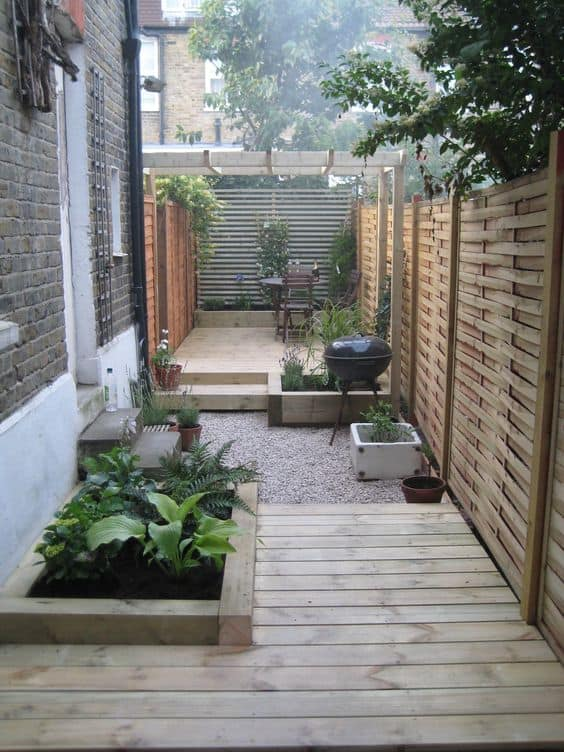 25 Fabulous Small Area Backyard Designs | Page 20 of 25 ... on Side Patio Ideas id=35063