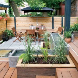 25 Fabulous Small Area Backyard Designs