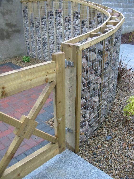Backyard Fence Design Ideas to Inspire You | Yard Surfer