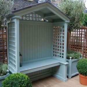 20 Fantastic Garden Bench Ideas