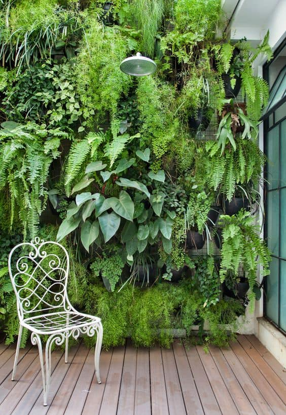 13 Imaginative Wall Garden Ideas for the Uninspired