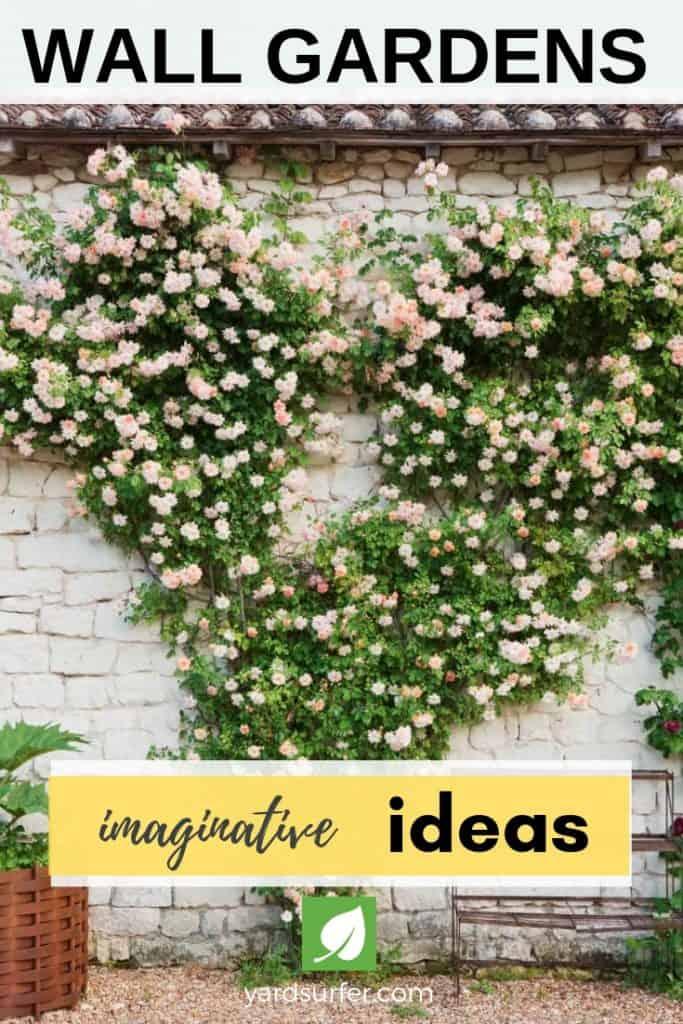 Wall Garden Ideas