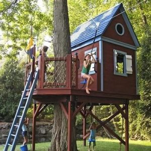 15 Amazing Tree House Design Ideas We Love