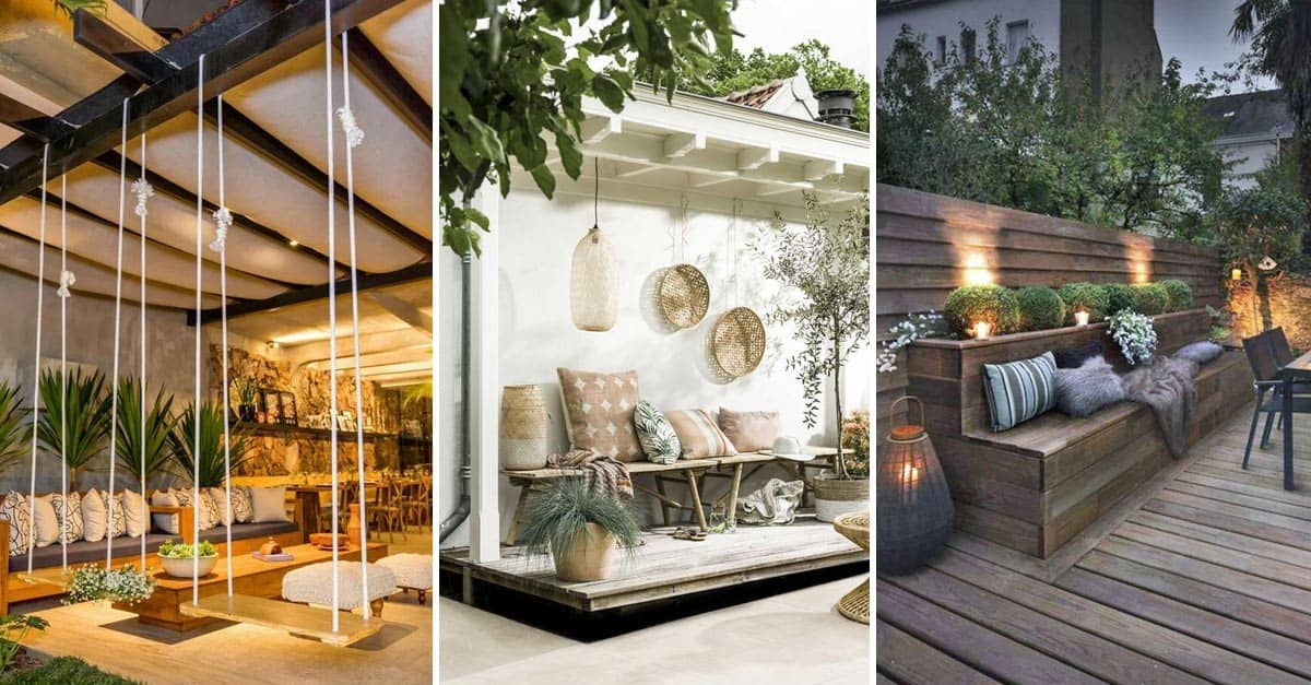 15 Modern Ways To Decorate Your Patio Page 8 Of 15