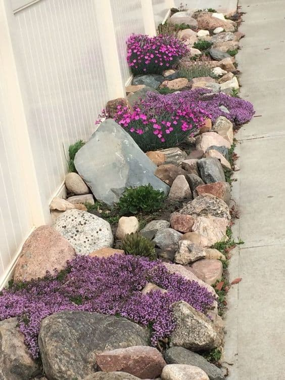 Check out these new ideas on how to decorate your front yard.