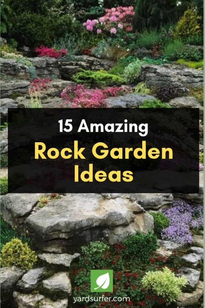 15 Amazing Rock Garden Ideas