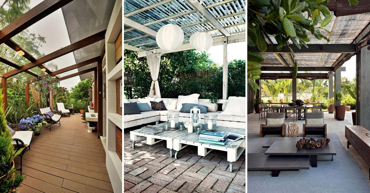 21 Beautiful Terrace Design Ideas