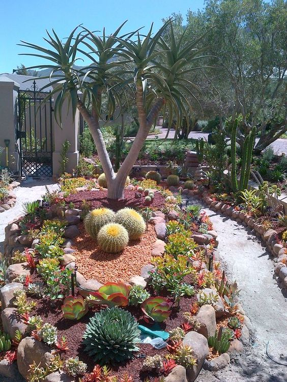 Check out these amazing succulent decorating ideas.