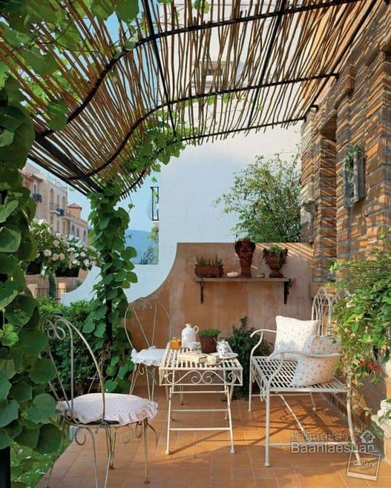 21 Beautiful Terrace Design Ideas - Page 19 of 21 - YARD ...