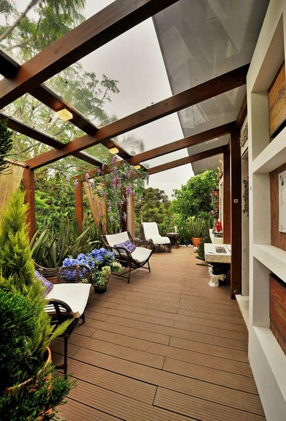 21 Beautiful Terrace Design Ideas Page 4 Of 21 Yard Surfer