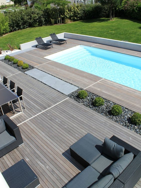 Level Up Boring Backyards With Creative Pool Ideas