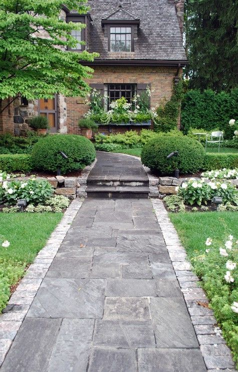 Front Yard Walkway Ideas Part - 41: Check Out These Front Yard Walkway Ideas.