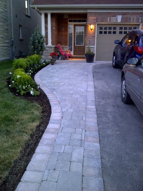 15 Front Yard Walkway Ideas Page 9 Of 15 Yard Surfer