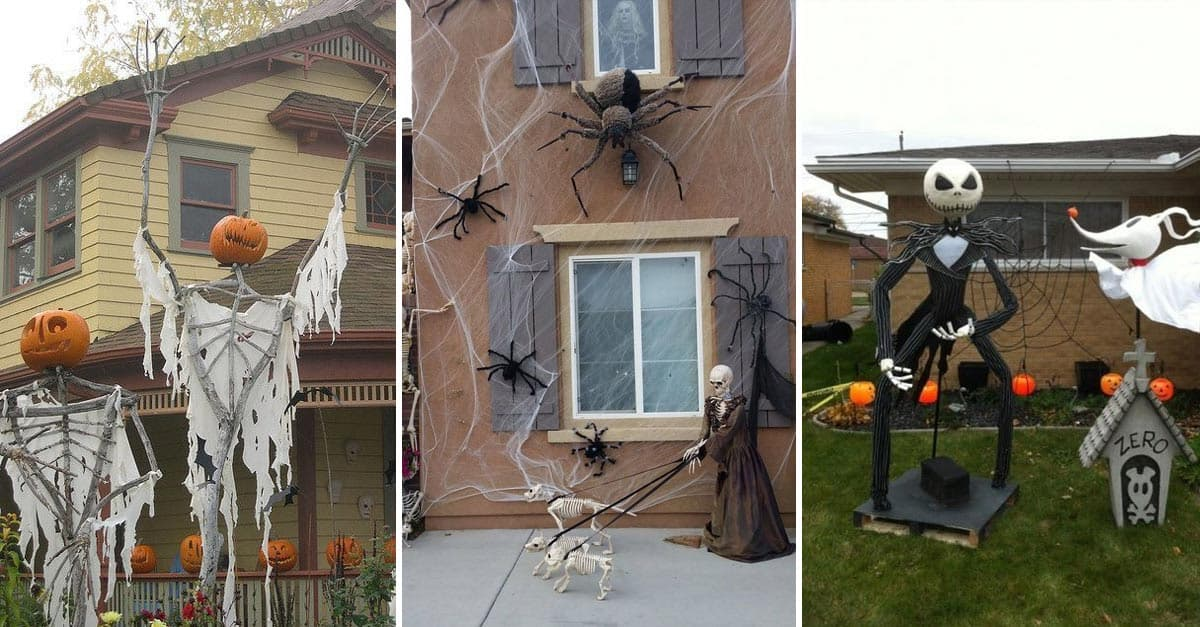 Top 10 Halloween Inspired Front Yard Ideas