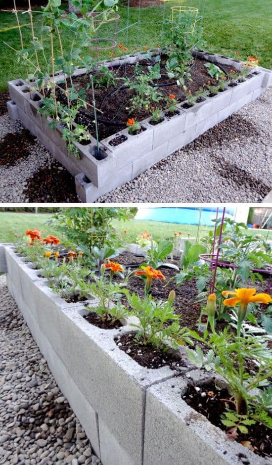 check out these amazing raised garden beds diy ideas - Diy Garden Ideas