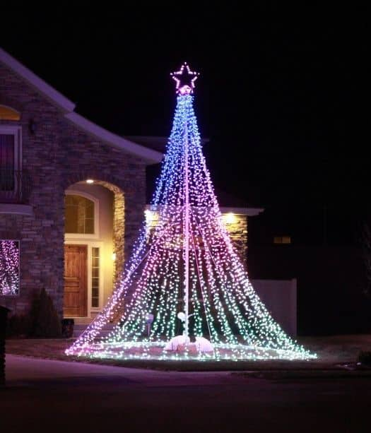 Check Out These Christmas Lighting Ideas