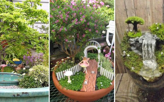 20 Outstanding Fairy Tale Ideas For Your Garden