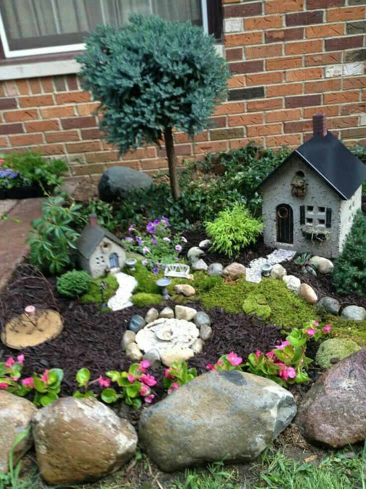 20 Outstanding Fairy Tale Ideas For Your Garden Page 14 Of 20 Yard Surfer
