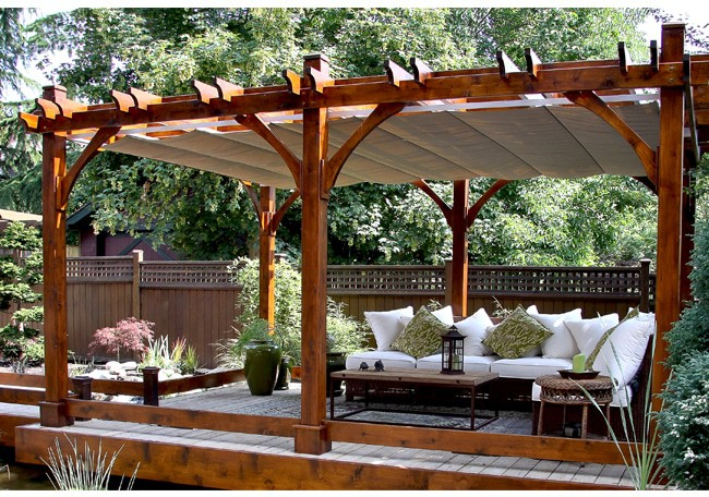 Easy Ways to Recreate your Pergola