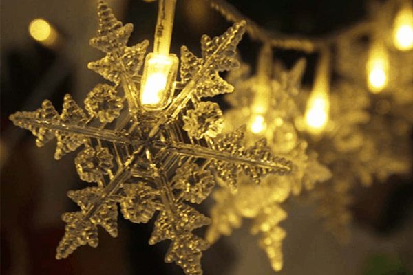 Snowflakes for that Christmas mood to make