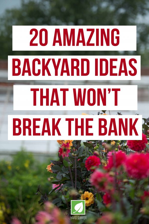 20 Amazing Backyard Ideas 1