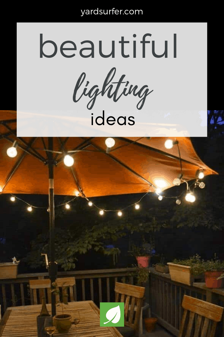 Garden Lighting Design Ideas