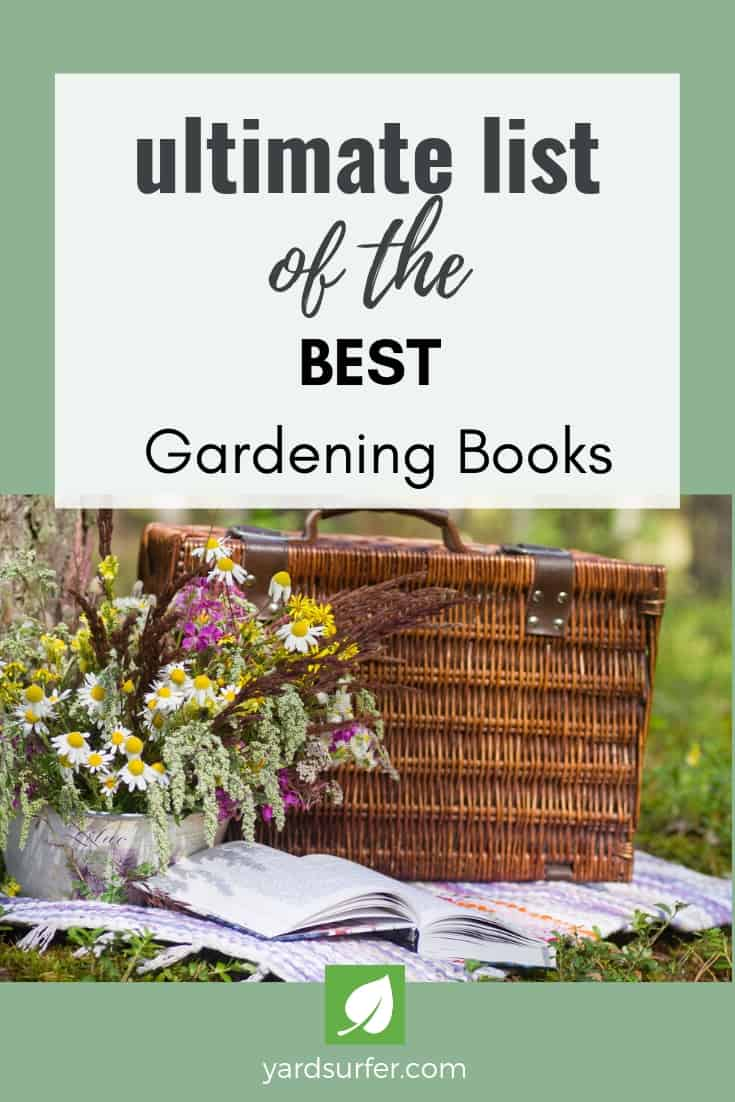 Ultimate List of the Best Gardening Books
