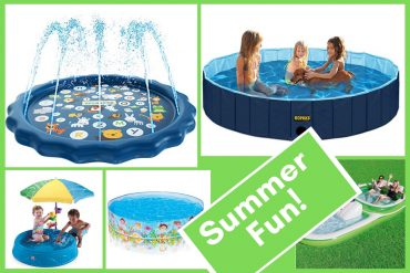 Summer Kid Outdoor Pools