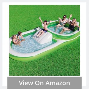 Large Inflatable Family Outdoor Pool