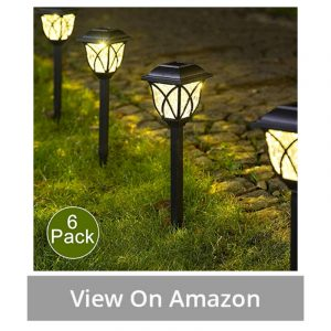 Ground Solar Pathway Lights Outdoor