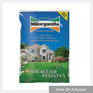 Milorganite Organic Nitrogen Fertilizer