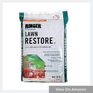 Ringer Lawn Restore, Lawn Fertilizer