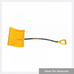 True Temper Ergonomic Snow Shovel