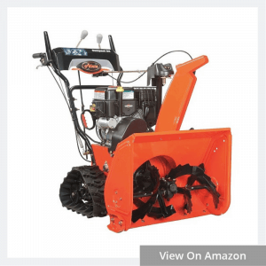 ariens compact two stage snow blower