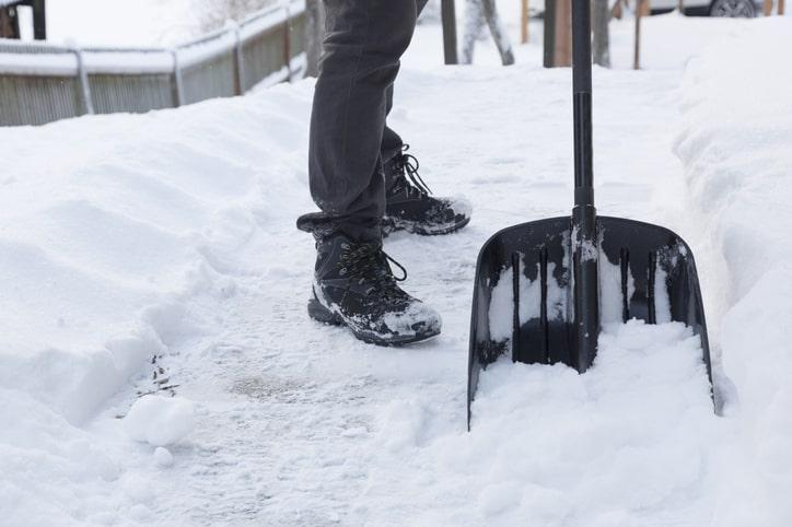 best snow shovel featured