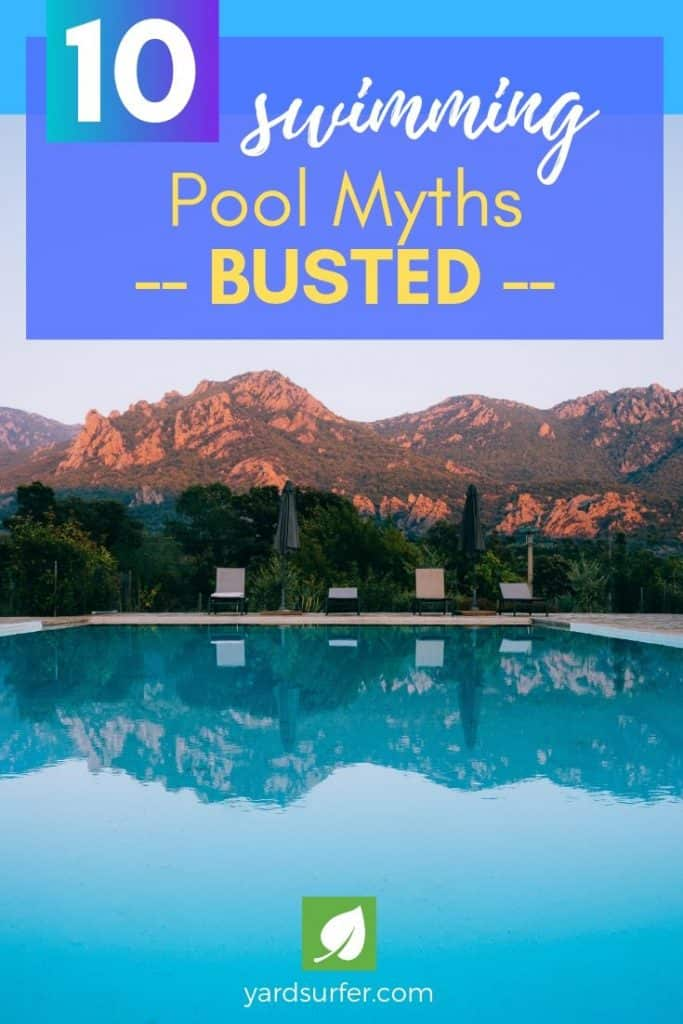 10 Swimming Pool Myths Busted