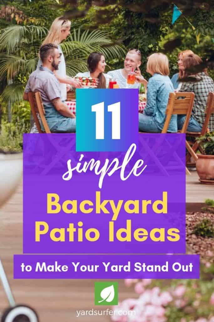 Backyard Patio Ideas Make your Yard Stand Out
