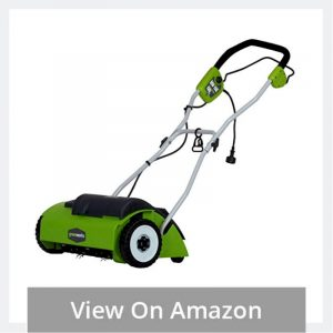 Electric Scarifier Plus