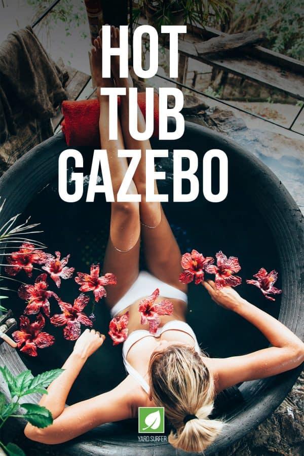 Hot Tub Gazebo
