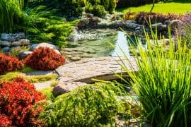 Incorporate Your Garden Decor Into The Natural Landscape