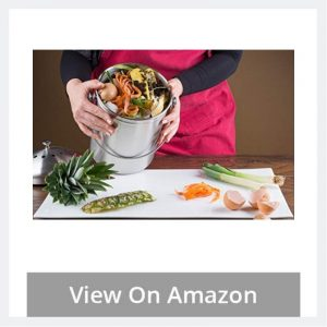 Small Kitchen Compost Bin